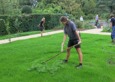 Hidcote Gardens staff training